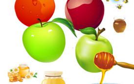 מיוחד לחג- וקטורים של תפוח בדבש