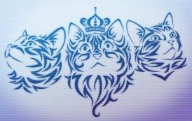 מברשות לפוטושופ – טריבלים של חתולים