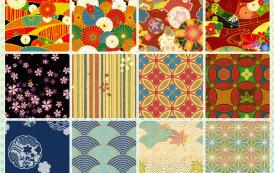 39 פטרנים בסגנון יפני מיוחד להורדה