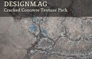 חבילת טקסטורות של בטון ואדמה ברזולוציה גבוהה