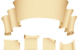 כותרת מעוצבות בקבצי וקטור להורדה