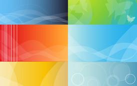גרפיקה וקטורית להורדה – רקעים צבעוניים