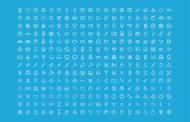 סט 280 אייקונים \ סמלים משרדיים וכלליים בחינם!