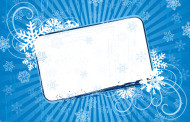 באנר כחול בוקטור להורדה