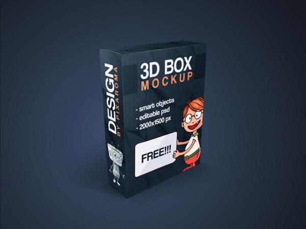 3D_Box_Mockup