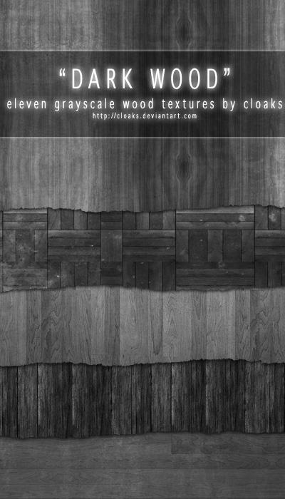 טקסטורות עץ כהה להורדה