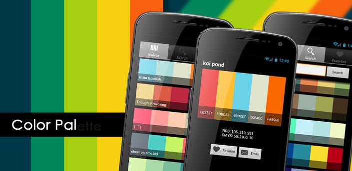 פלטות צבעים למעצבים גרפיים