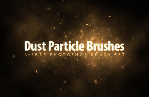 מברשות לפוטושופ של חלקיקי כוכבים