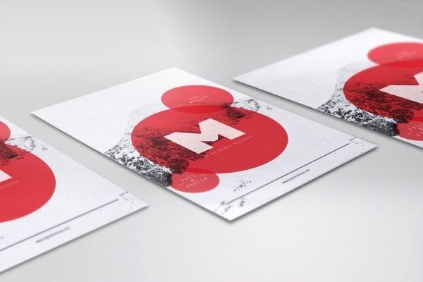Flyer / Poster PSD Mockup