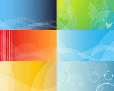 רקעים צבעוניים בוקטור