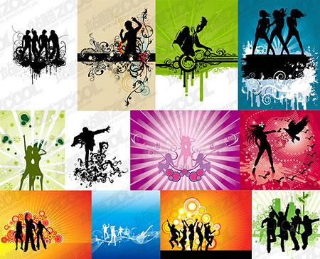 12 וקטורים של מוזיקה וחגיגות