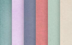 6 טקסטורות בד בעלי מרקם וצבע עדין להורדה
